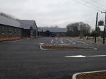 New Carpark at Essex Air Ambulance  (2)