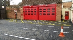 Reconstruction of Saffron Walden Fire Station